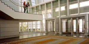 American Bank Center interior