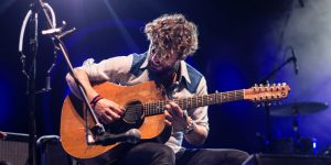 acoustic guitar artist concert